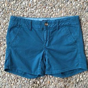 American Eagle colored shorts